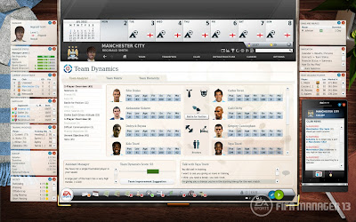 Free Download FIFA Manager 13 Reloaded PC Game Full Version Screenshots 2
