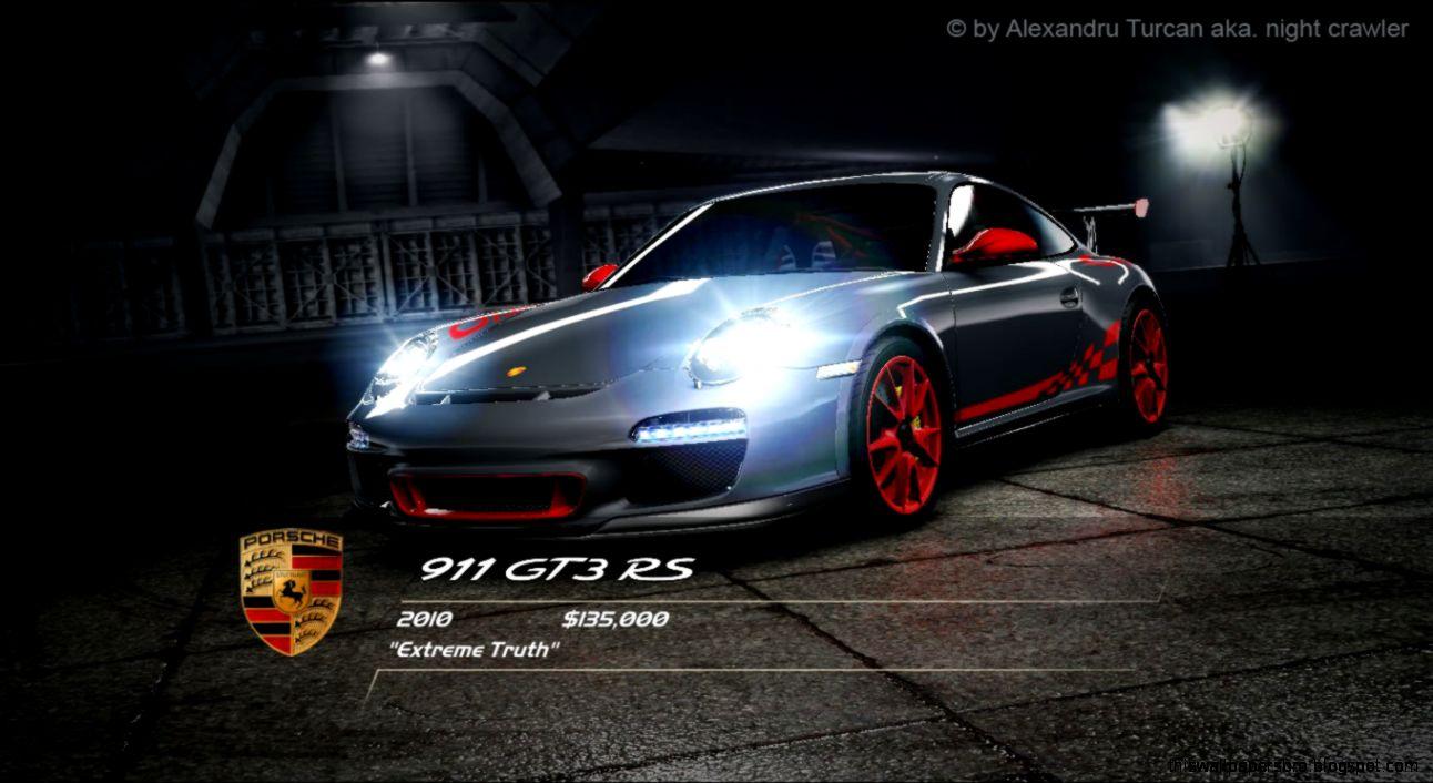 porsche 911 gt2 rs need speed hot pursuit porsche 911 gt2. Black Bedroom Furniture Sets. Home Design Ideas