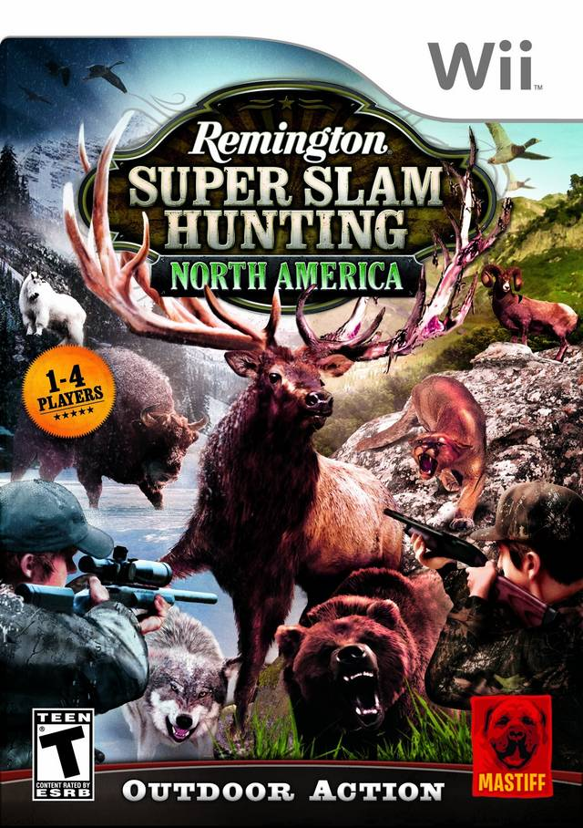 remington super slam hunting africa free download