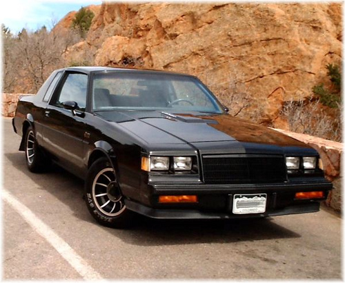 Reynolds Buick GMC Blog: FAST FRIDAY: Grand National Part III- 1985