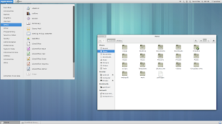 GNOME 3.8 - new classic GNOME session