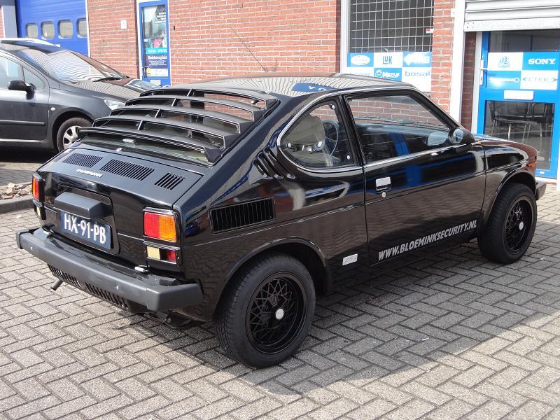 Suzuki SC100, Whizzkid, fajne małe samochody, unikalne, ciekawe, mało znane, motoryzacja z lat 80, dawne modele, oldschool