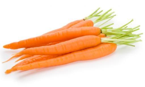 Colors of Carrots Orange Carrot