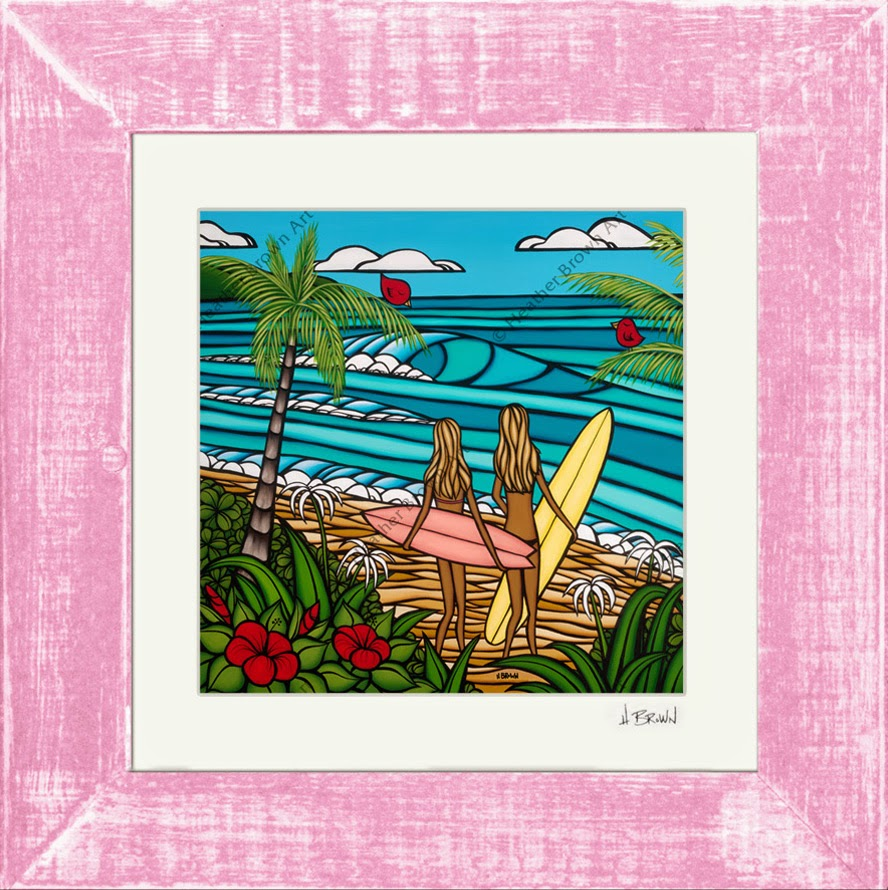 heather brown hawaii art