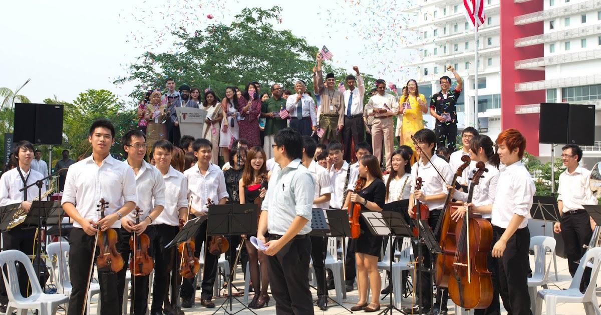... Taylor's University Symphony Orchestra: Malaysia Day Celebration 2011