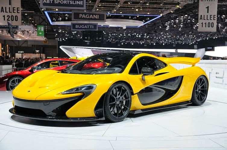 Mobil McLaren