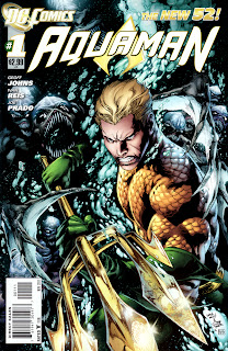 Aquaman #1 - 365 Days of Comics