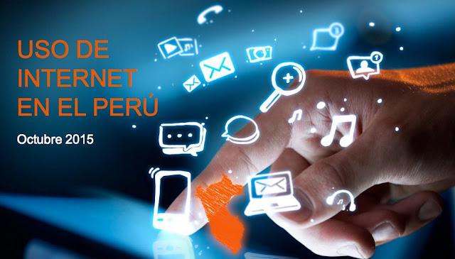 internet en peru 2015