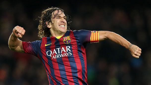 Puyol volverá a vestir la camiseta del FC Barcelona