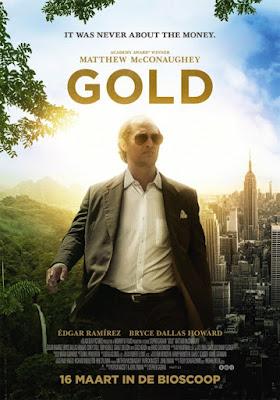 Filme Poster Ouro e Cobiça