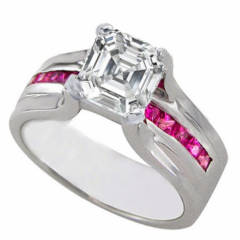 Engagement Ring Pink Sapphire Engagement Rings 64
