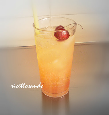 Tequila Sunrise ricetta cocktail