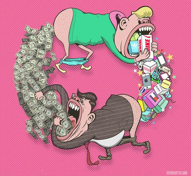 branduri si multi bani