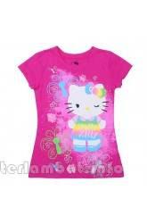 Baju Anak Hello kity pink