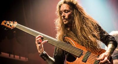 Beyond Creation Bassist