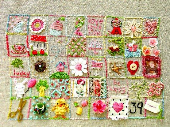 Mish Mash: Summer Sewing...Art Quilt : art quilts pinterest - Adamdwight.com