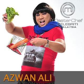 MH17 Azwan Ali Meroyan Di Twitter