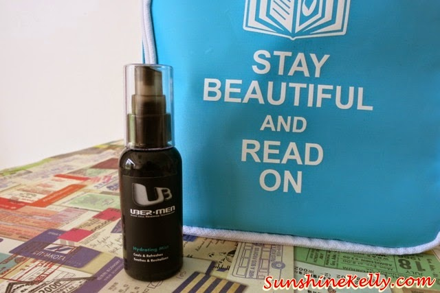 Uberman Hydrating Mist, Stay Beautiful & Read On Bag of Love, Bag of Love, CK One Red, Uberman Hydrating MIst, Hove Hair Intense Repair, Miacare Acne Patch, Covo HD BB Cream, Human Nature, Overnight Elixir, Mask of Love, Unico, Philosophy, Hope in a jar, Nuxe nirvanesque, beauty bag