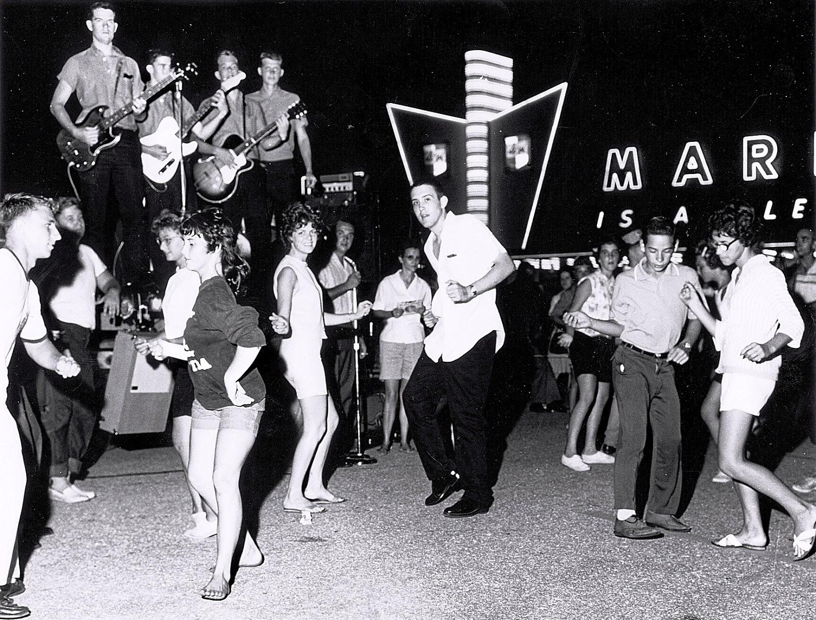 The Strangeloves Cara Lin Roll On Mississippi
