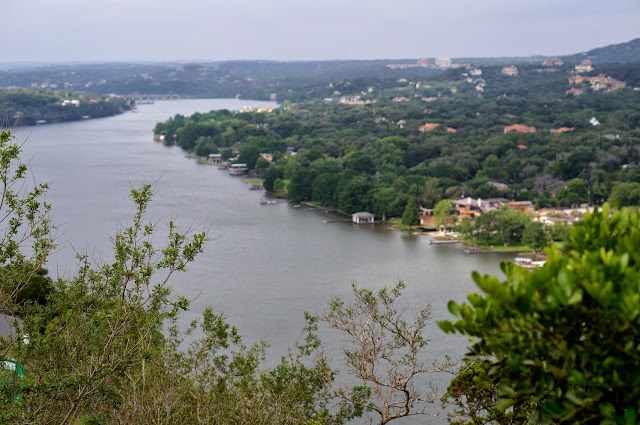 MT. BONNELL, AUSTIN TEXAS, COLORADO RIVER