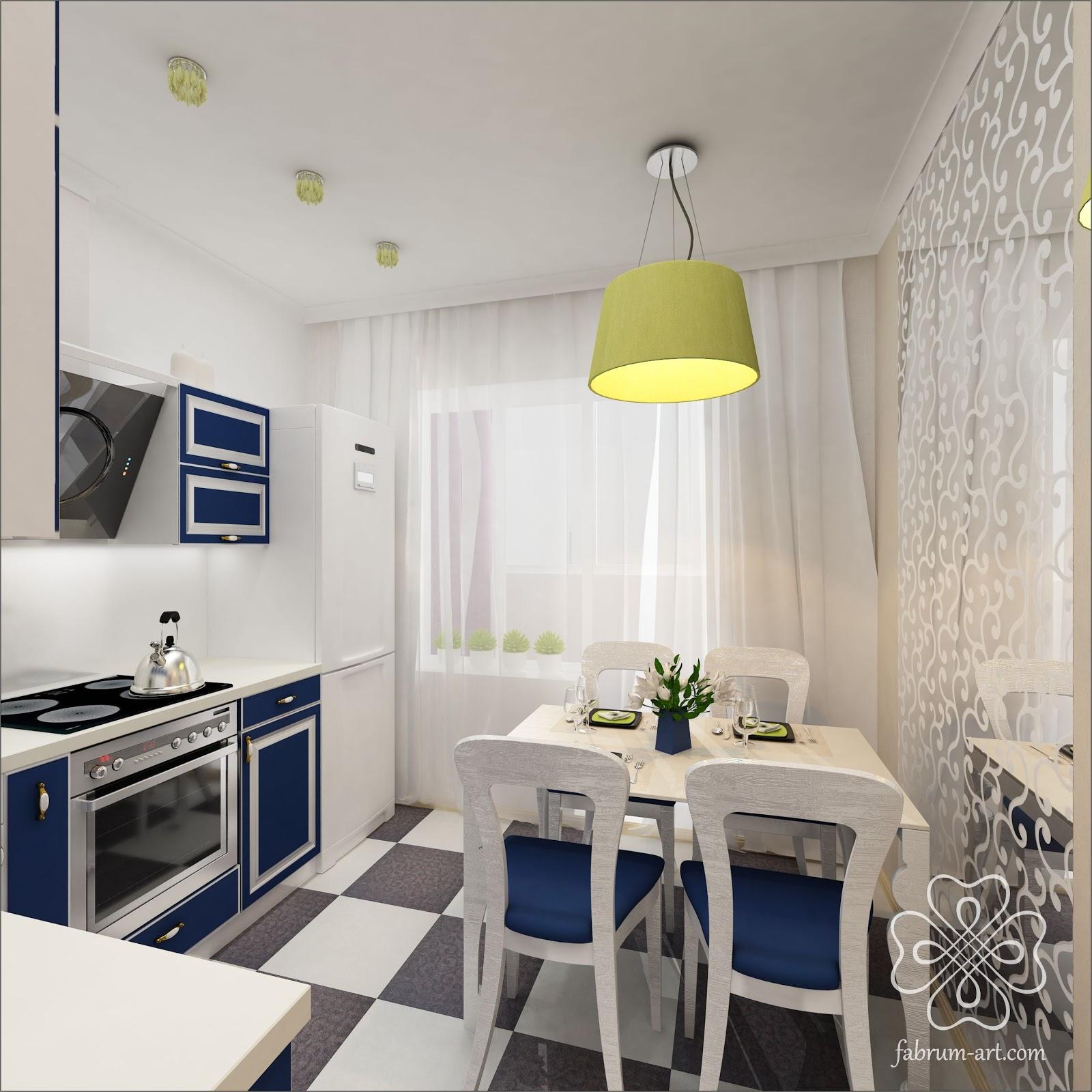 Дизайн кухни 97 серии фото