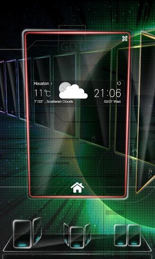 Next Launcher 3D Apk Free Download