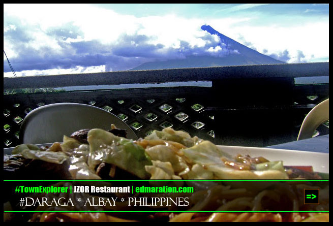 JZOR Restaurant | Daraga, Albay, Philippines