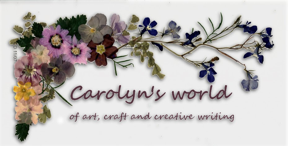 Carolyn's world