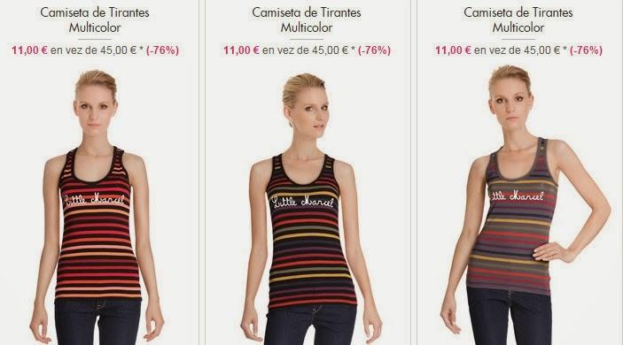 Camisetas tirantes mujer 11