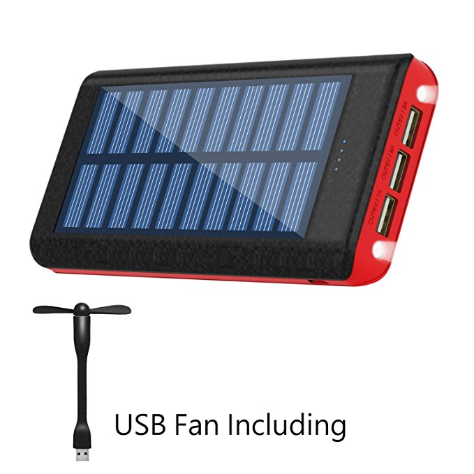 Ruipu Solar Charger