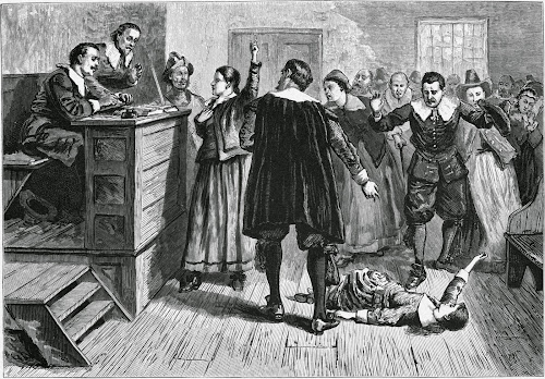 Next: Salem Witch Trials