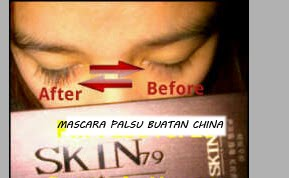MASCARA TIRUAN SKIN79 BUATAN CHINA