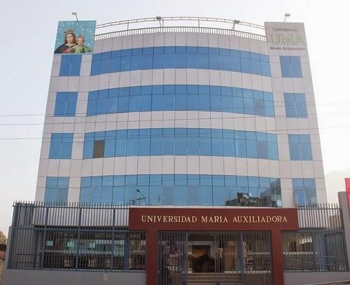 Universidad María Auxiliadora - UMA