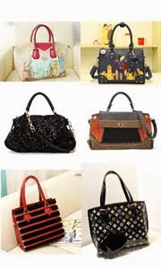 Jual Tas Import Fashionable Ready Stock