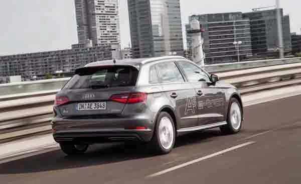 2016 Audi A3 e tron Sportback Plug in Hybrid