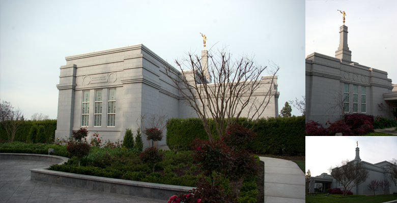 Fresno Californi Temple