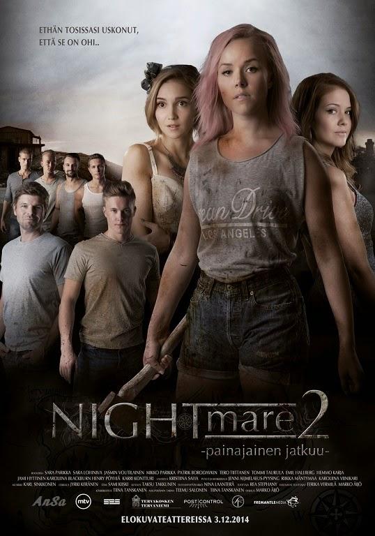 Nightmare 2 Painajainen jatkuu 2014