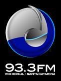 Rádio 93,3 FM de Rio do Sul ao vivo