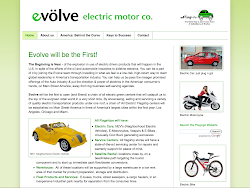 Evolve Electric Motor Co.