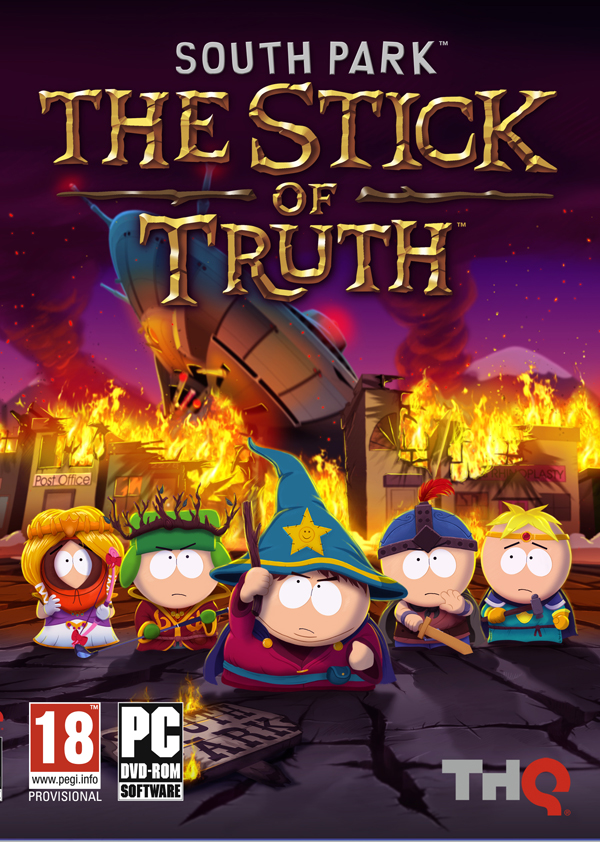 SOUTHPARK SOT PC FOB UK South Park: The Stick of Truth [2014] [Multilenguaje] [ISO]