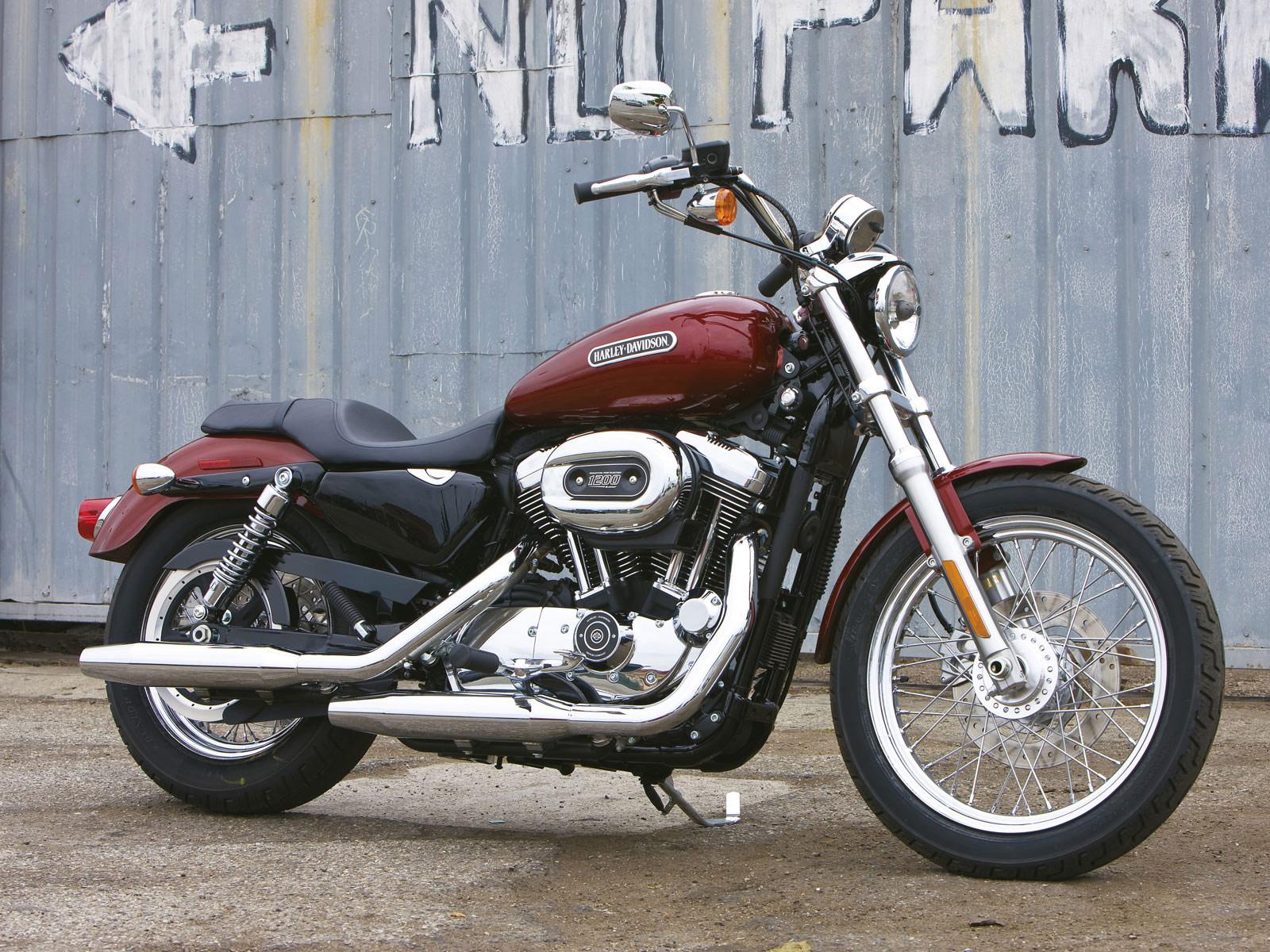 HARLEY DAVIDSON XL 1200 L Sportster 1200 Low