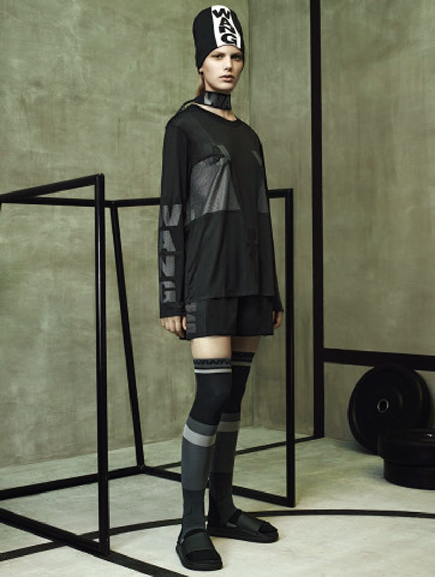 H&M Alexander Wang Collaboration Looks - Women - Sporty Chic