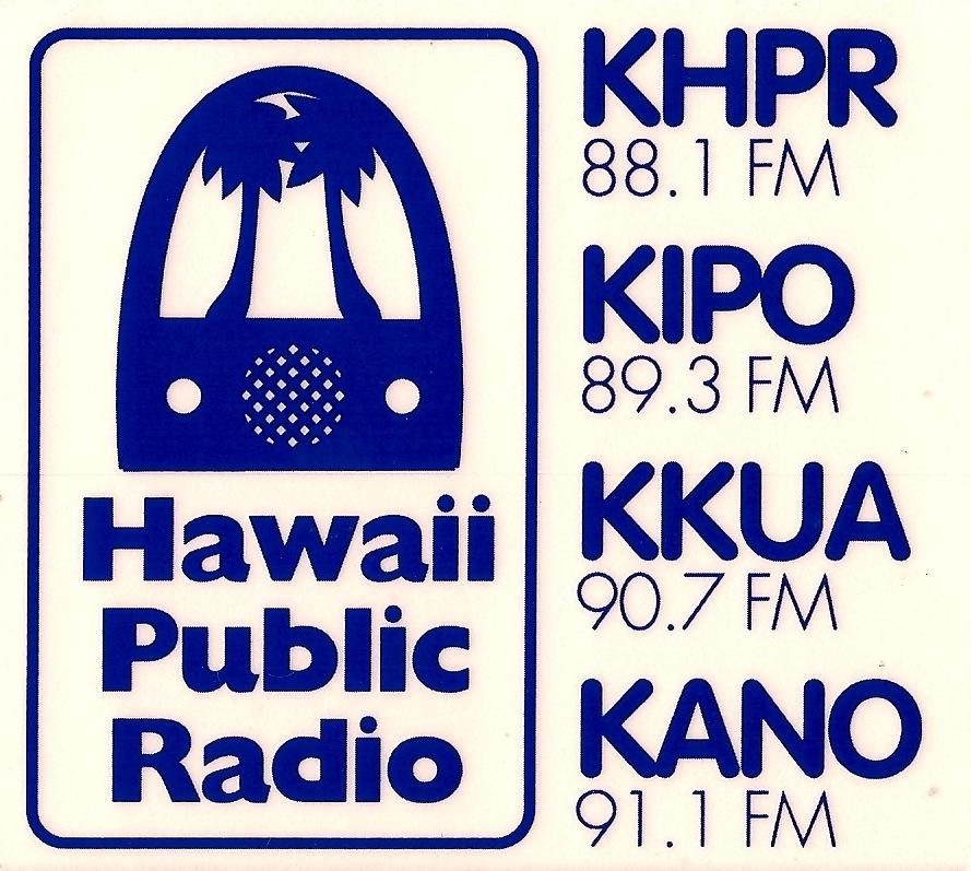 Image result for hawaii public radio
