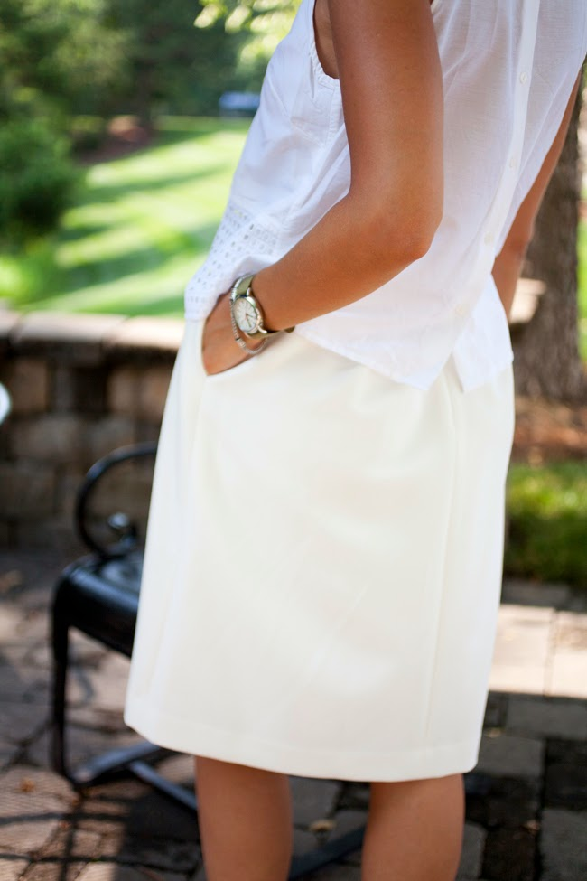 Bloggers Who Budget White Out