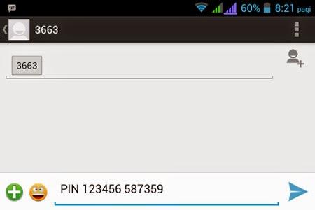 Cara Ubah Ganti PIN SMS Banking Bukopin
