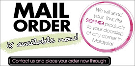 MAIL ORDER FORM SOPHIE PARIS