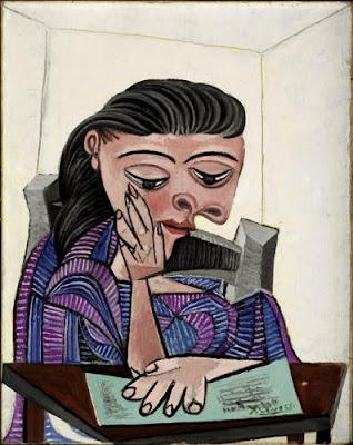 Pablo Picasso - Jeune fille qui lit