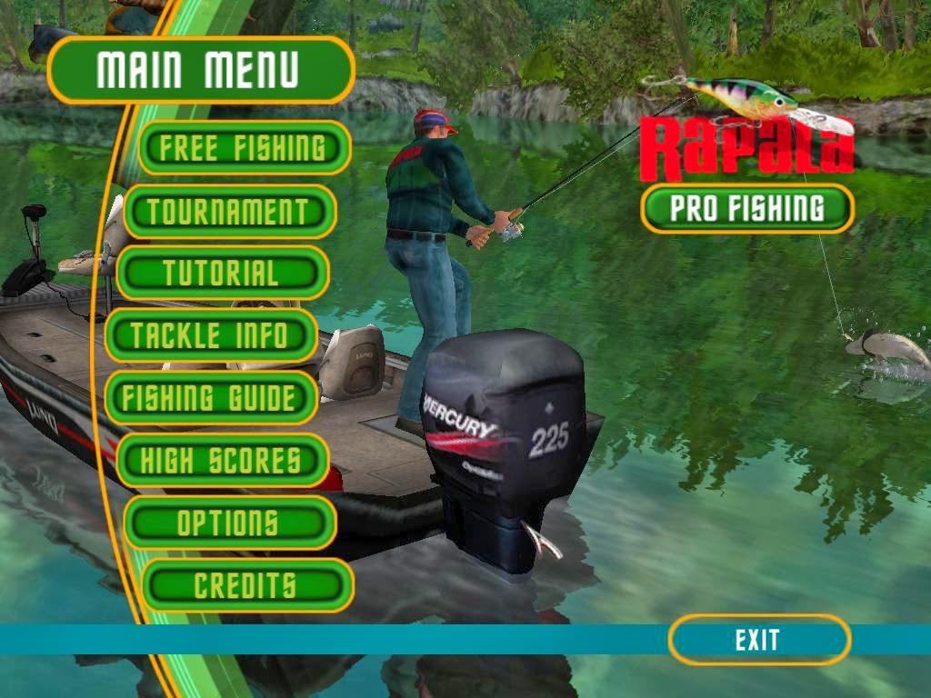 Игры рыбалка 2