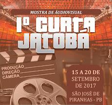 1º CURTA JATOBÁ - MOSTRA DE AUDIOVISUAL PARAIBANO. DE 15 A 20/SETEMBRO, EM SÃO JOSÉ DE PIRANHAS.