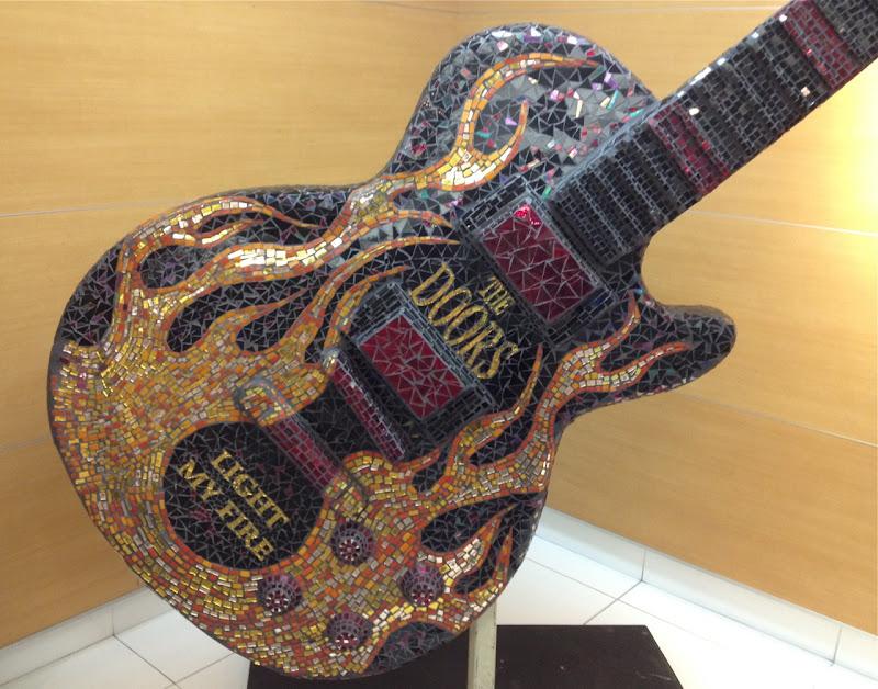 Light My Fire Doors guitar